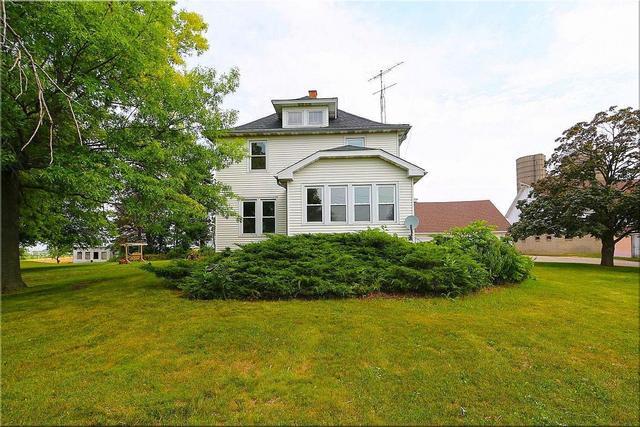Wisconsin farmstead for sale